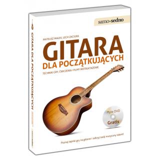 Gitara dla początkujących Techniki gry,...