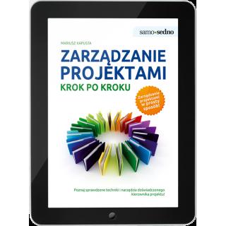 Zarządzanie projektami krok po kroku (e-book)